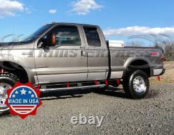1999-2010 Ford F-250/F-350 Super/Extended Cab Short Bed Rocker Panel Trim 8 3/4