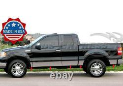 2004-2008 F-150 Super/Extended Cab 5.5' Short Bed withFlare Rocker Panel Trim