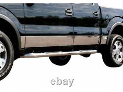 2004-2008 F-150 Super/Extended Cab 6.5' Short Bed with Flares Rocker Panel Trim