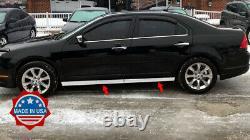 2006-2012 Ford Fusion/Lincoln MKZ Bottom Rocker Panel Molding Trim 2.5 4Pc