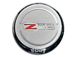 2006-2013 Corvette Z06 LS7 Chrome & Stainless Engine Fluid Cap Covers 6pc Set