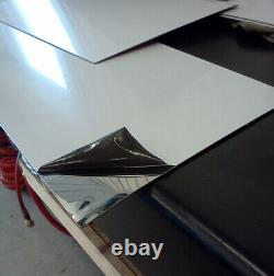 2007-2014 Chevy Avalanche/Suburban Rocker Panel Trim Body Side Molding 9 10Pc