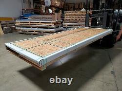 Chrome Stainless Steel Sheet, 24GA x 4' x 10