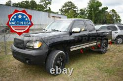 Fit00-2006 Toyota Tundra Extended/Access Cab Short Bed Rocker Panel Trim 8Pc 5