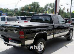 Fit98-2001 Dodge Ram 4 Door Quad/Extended Cab Short Bed Rocker Panel Trim- 8.5