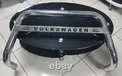 Fits Volkswagen T5 Bull Bar Chrome Nudge A-bar 2003-2009 Stainless Steel (nxl1)