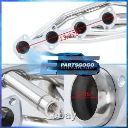 For 96-04 Ford Mustang GT 4.6 V8 Stainless Steel Performance Long Exhaust Header