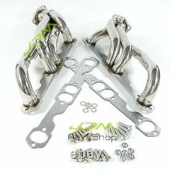 Racing Exhaust Manifold Header for 88-97 Chevrolet&GMC C1500 C2500 K1500 K2500