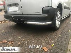 Side Bars For Citroen Berlingo 2008 2016 Polished Stainless Chrome Steel Van