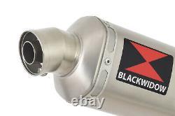 XT700 TENERE 2019-2020 Exhaust Silencer Hexagonal Stainless UN30H