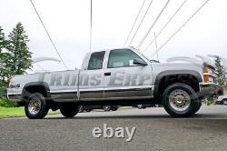 1988-1998 Chevy/gmc C/k Pickup Extended Cab Long Bed Rocker Panel Trim 6.25 N/f