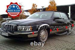 1997-1999 Cadillac Deville Rocker Panel Trim Body Side Molding Cover Fl 5 10pc