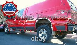 1999-2010 Ford F-250/f-350 Crew Cab Long Bed Rocker Panel Trim 8 3/4 12pc