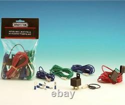 4 Bmw Mini Lumières Spot Lampes Wipac Kit Complet En Acier Inoxydable S6066 Comme Chrome