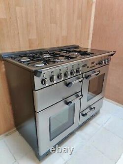 All Gas Rangemaster Professional 110cm Range Cooker En Acier Inoxydable. Ref-a131