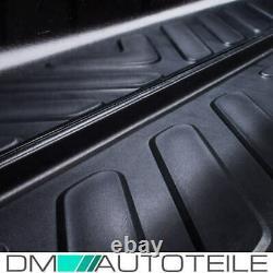 Arrière Arrière Arrière Pare-chocs Pour Nissan Navara D40 Pickup Aventura Nouveau 2005+ Inox