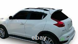 Barres De Protection Latérales Chrome Paire De Marches En Acier Inoxydable Pour Nissan Juke 2010-2018