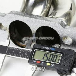 Course À Tête En Acier Inoxydable Manifold / Evité 93-97 Chevy Camaro / Firebird 5.7 Lt1 V8