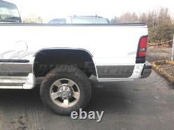 Fit1998-2001 Dodge Ram Regular Cab Long Bed Rocker Panel Trim Cover 8.5 10pc