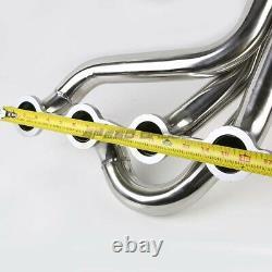 Inox Racing Manifold Header+y-pipe/échappement Yukon Sierra Chevy Suburban Gmc