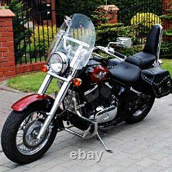 Kawasaki Vn800 Vulcan Classic Barre De Crash En Acier Inoxydable Garde Moteur Avec Pegs