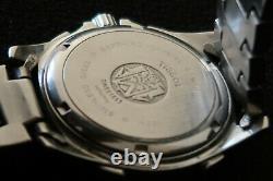Montre Chronographe Homme Tissot Pr100 Cadran Noir Avec Bracelet En Acier Inoxydable A Classic