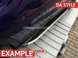 Running Boards Side Steps (da) Pour Jeep Renegade Suv 2014-2018